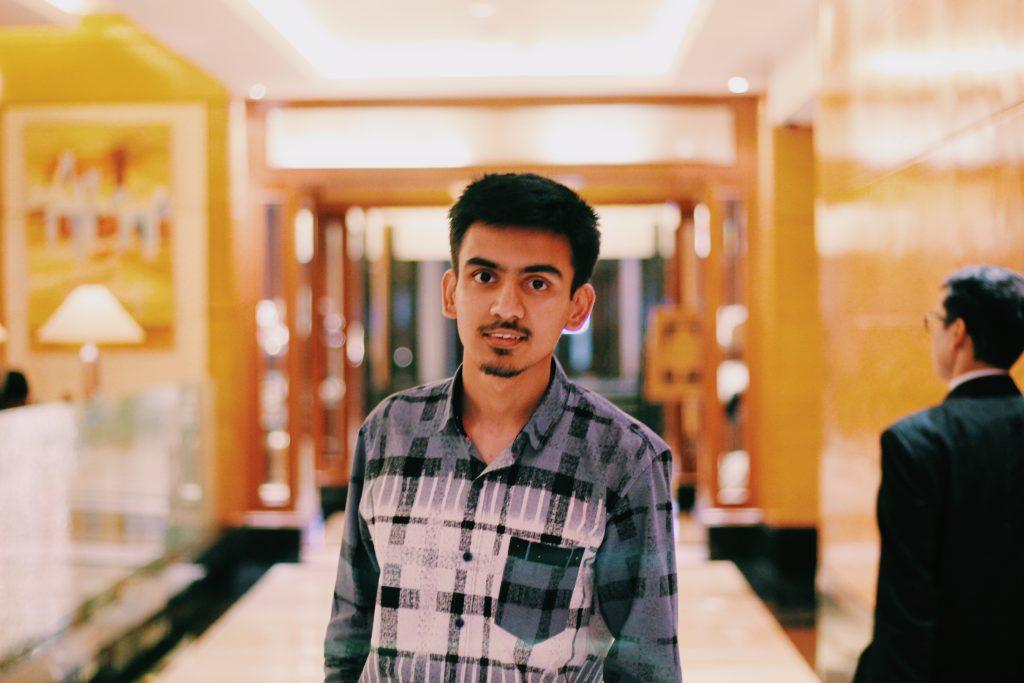 Ahfaz Ahmed - GridRule Founder