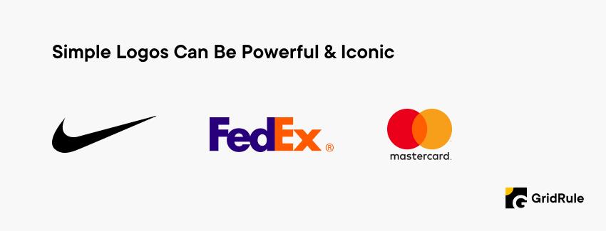 Logo Design Tips - Keep It Simple