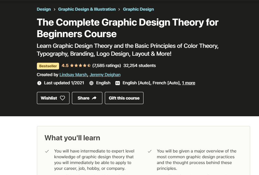 The Complete Graphic Design Theory