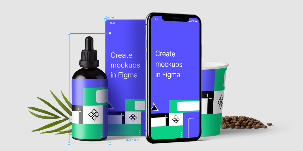 Artboard Studio Mockups - Figma Plugin