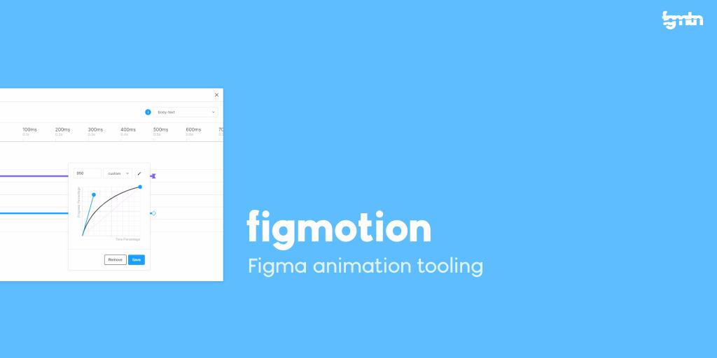 Figmotion - Figma Plugin